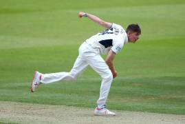 MIDDLESEX V DERBYSHIRE | DAY FOUR MATCH ACTION