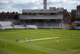 MATCH REPORTS - SURREY v MIDDLESEX