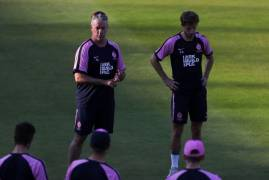 HEAD COACH STUART LAW REVIEWS TENSE TWO-RUN VICTORY AGAINST KENT