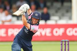 ROYAL LONDON CUP MATCH REPORT   ESSEX EAGLES V MIDDLESEX