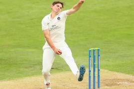 MATCH ACTION | DAY FOUR V WORCESTERSHIRE
