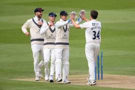 MATCH ACTION | DAY FOUR V SUSSEX