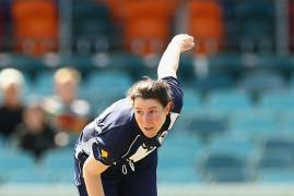 MIDDLESEX WOMEN ANNOUNCE OVERSEAS STAR