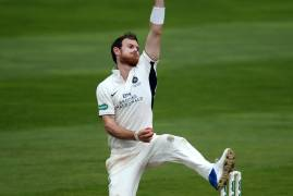 JAMES HARRIS TO JOIN GLAMORGAN ON SHORT-TERM LOAN