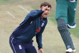 LUKE HOLLMAN NAMED IN ENGLAND YOUNG LIONS BANGLADESH SQUAD