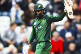 MIDDLESEX SIGN MOHAMMAD HAFEEZ FOR VITALITY BLAST