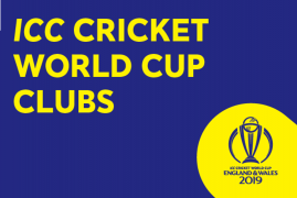 CRICKET WORLD CUP CLUBS - GET INVOLVED!