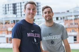 MIDDLESEX CRICKET LAUNCHES NEW ONLINE STORE TODAY
