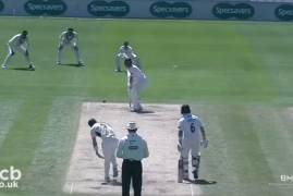 SUSSEX V MIDDLESEX - DAY TWO ACTION