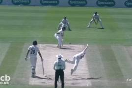 SUSSEX V MIDDLESEX - DAY THREE ACTION