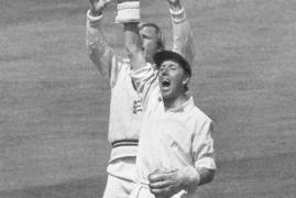 MIDDLESEX CRICKET MOURNS JT MURRAY