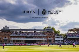 JUKES CORDIALITIES BECOME MIDDLESEX CRICKET'S OFFICIAL LUXURY DRINKS PARTNER