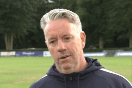 HEAD COACH STUART LAW REVIEWS THREE DAY SUSSEX VICTORY