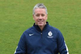 PRE-SEASON CATCH UP WITH STUART LAW