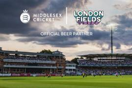 LONDON FIELDS BECOMES CLUB'S OFFICIAL BEER PARTNER