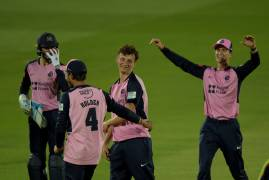 LUKE HOLLMAN INTERVIEW AFTER ESSEX WIN