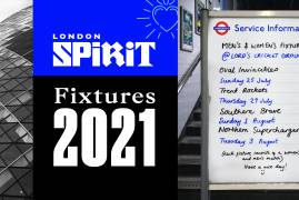 THE HUNDRED FIXTURES UNVEILED FOR 2021 SEASON