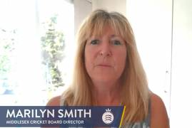 MIDDLESEX BOARD DIRECTOR INTERVIEW - MARILYN SMITH