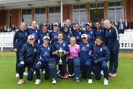 MIDDLESEX WOMEN TAKE ON RIVALS IN VIRTUAL LONDON CHAMPIONSHIP RACE