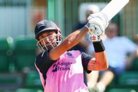 DARYL MITCHELL TALKS US THROUGH HIS STAY WITH MIDDLESEX