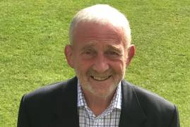 PERSONAL MESSAGE FROM MIDDLESEX CHAIRMAN, MIKE O'FARRELL