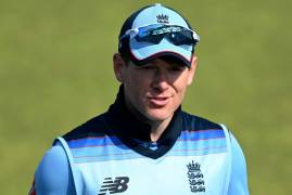 MORGAN TO LEAD ENGLAND WHITE-BALL TOUR TO SOUTH AFRICA