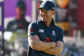 EOIN MORGAN INJURED BUT EXPECTED TO MAKE FULL RECOVERY FOR WORLD CUP