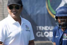 TENDULKAR MIDDLESEX GLOBAL ACADEMY LAUNCHES 2019 UK CAMP SCHEDULE