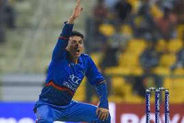 MIDDLESEX SIGN AFGHAN WONDERKID MUJEEB FOR 2019 VITALITY BLAST CAMPAIGN