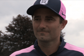 DAY ONE CLOSE OF PLAY INTERVIEW | TIM MURTAGH