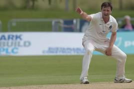 DAY TWO MATCH ACTION | MIDDLESEX V LEICESTERSHIRE