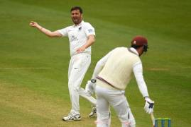 MATCH ACTION | DAY FOUR | SOMERSET V MIDDLESEX