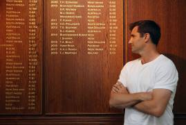 TIM MURTAGH | GETTING ONTO THE LORD'S HONOURS BOARD