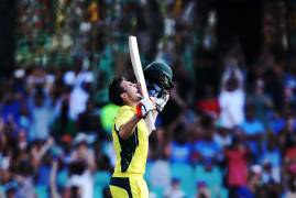 MITCHELL MARSH SIGNS FOR MIDDLESEX IN VITALITY BLAST