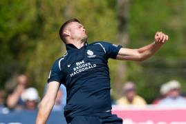 HAMPSHIRE VS MIDDLESEX - MATCH ACTION
