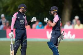 MATCH REPORT | WORCESTERSHIRE v MIDDLESEX