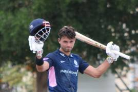 MIDDLESEX PRE-SEASON OMAN TOUR VIDEO