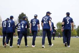 MIDDLESEX VS SOMERSET - MATCH GALLERY