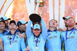 EOIN MORGAN AWARDED CBE IN NEW YEARS HONOURS LIST