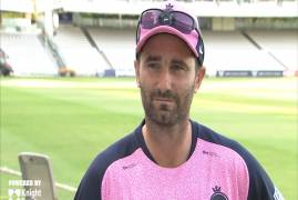 TIM MURTAGH POST MATCH INTERVIEW AFTER FIRST T20 FOR MIDDLESEX SINCE 2016