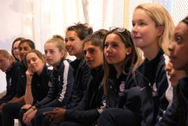 MIDDLESEX WOMEN ENJOY NIKETOWN LONDON EXPERIENCE AT OXFORD STREET STORE