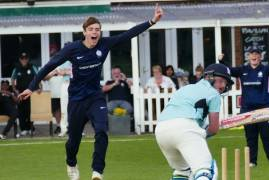 MIDDLESEX'S JAMES NORDIN NAMED IN ENGLAND PHYSICAL DISABILITY SQUAD