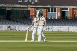 MIDDLESEX V LANCASHIRE - DAY FOUR MATCH ACTION