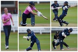 FIVE MIDDLESEX WOMEN COMPETING IN 2019 KIA SUPER LEAGUE!