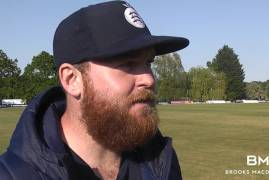 CENTURION PAUL STIRLING TALKS US THROUGH HIS BRILLIANT INNINGS YESTERDAY