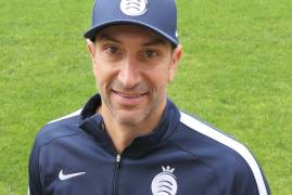 NIC POTHAS | MIDDLESEX v DERBYSHIRE | DAY ONE INTERVIEW