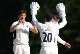 MIDDLESEX MEN'S SQUAD IN ACTION IN INTER-CLUB WARM-UP CLASH TOMORROW