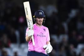 MIDDLESEX CRICKET JOINS NATIONAL 'RAISE THE BAT' CAMPAIGN