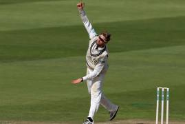 OLLIE RAYNER JOINS HAMPSHIRE ON LOAN FOR A MONTH