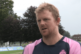 DAY TWO INTERVIEW | SAM ROBSON
